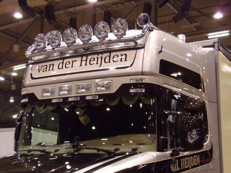 MEGATRUCKFESTIVAL 2016 s'hertogenbosch...  TORPEDO VAN DER HEIJDEN