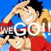 ONE PIECE #15 ✿「 WE GO !! 」