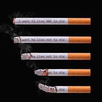A cessé de fumer est tombée la pression que faire