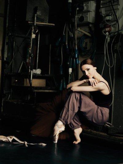 """Svetlana ZAKHAROVA : """"Pour moi, la grossesse est une période formidable"""""""