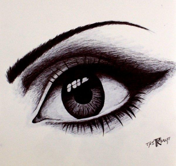 Articles de thergraff tagg s oeil mate moi sa - Dessin oeil facile ...
