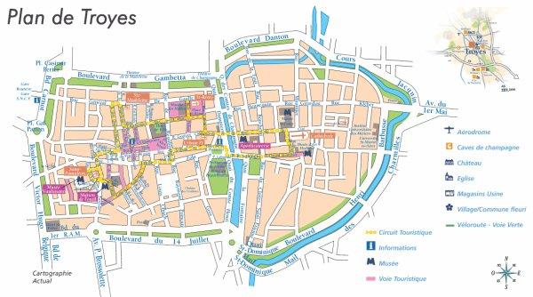 Etude De La Ville De Troyes Blog De Classeprepa72 Et