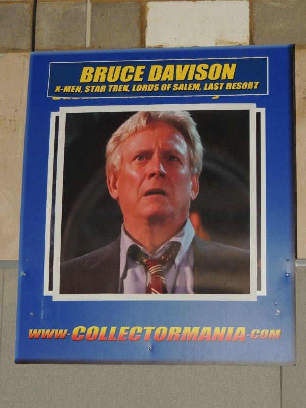 Bruce Davison (x men 1 et 2)