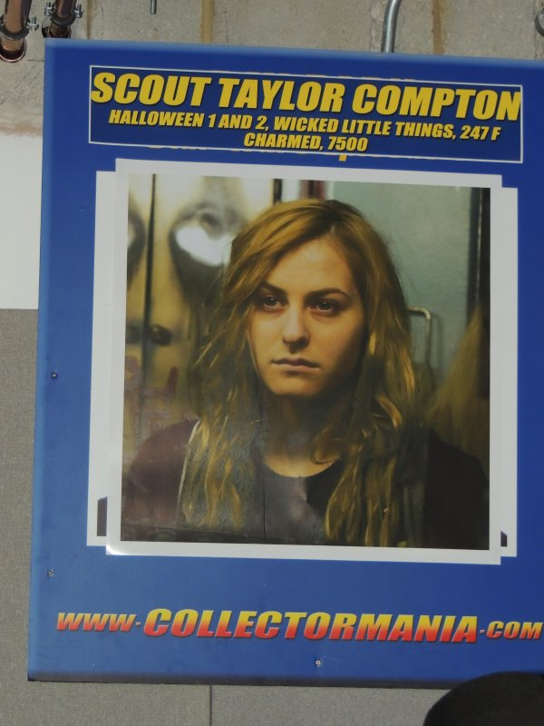 Scout Taylor Compton (halloween)