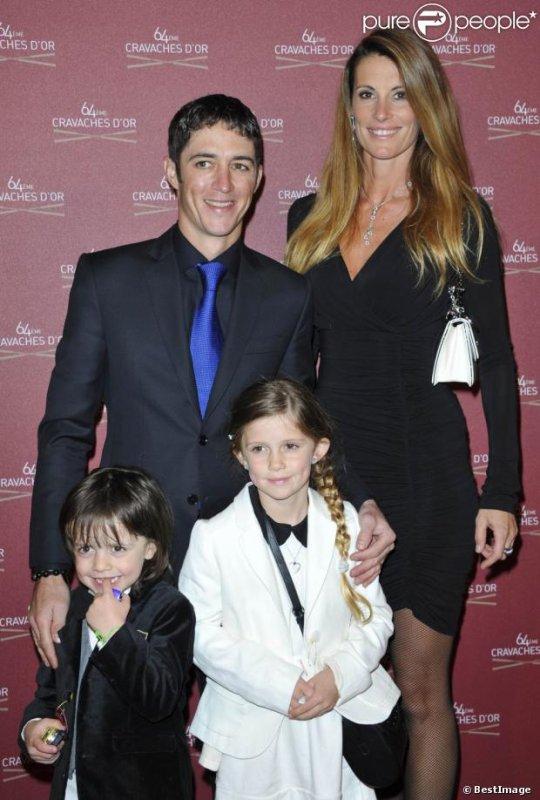 Sophie thalmann en famille les c l brit s enceintes et leurs enfants - Sophie thalmann et son mari ...