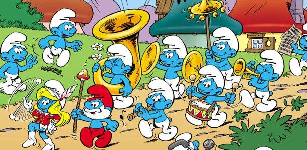 Blog de les schtroumpf x schtroumpfland - Le grand schtroumpf et la schtroumpfette ...