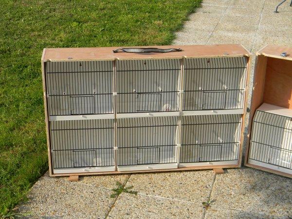 fabriquer une cage de transport pour oiseaux. Black Bedroom Furniture Sets. Home Design Ideas