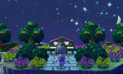 Feux d'artifice 2016 ◘ Animal Crossing : New Leaf 3DS