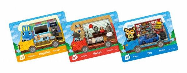 Nouvelle mise à jour et cartes Amiibo à venir pour Animal Crossing : New Leaf