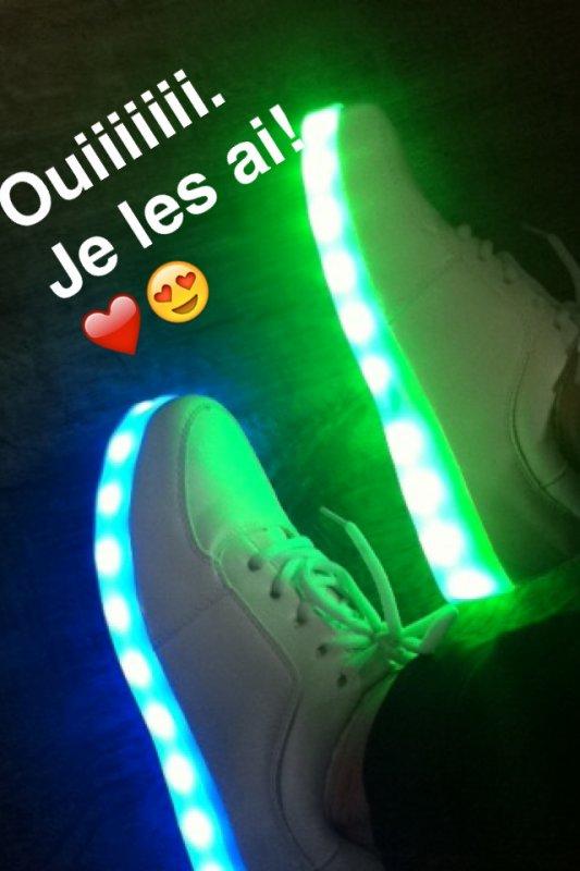 Mes chaussures préférées