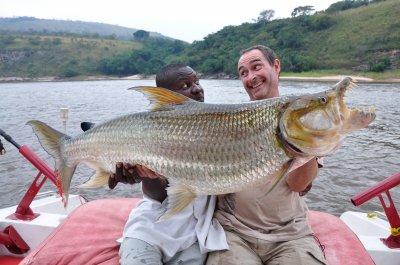 Le démon du fleuve Congo
