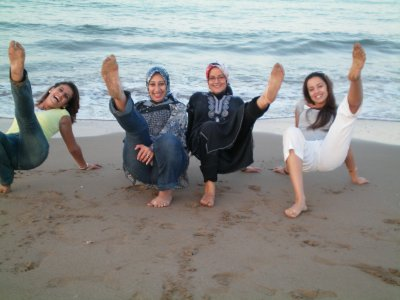 Plage saidia maroc voyeur