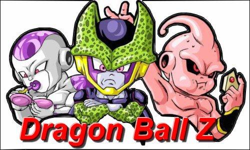 Freezer cell et boubou tous sur les personnages de - Dragon ball z boubou ...