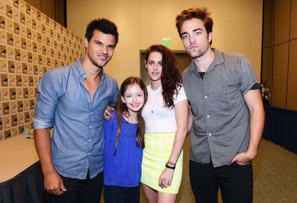 Twilight au Comic-Con 2012