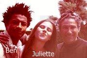 Ben (Baldo Gueye) & Juliette (Charlie Joirkin)