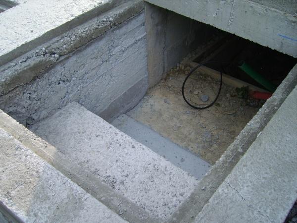 Regard acces vide sanitaire auto construction de notre for Vide sanitaire ou pas