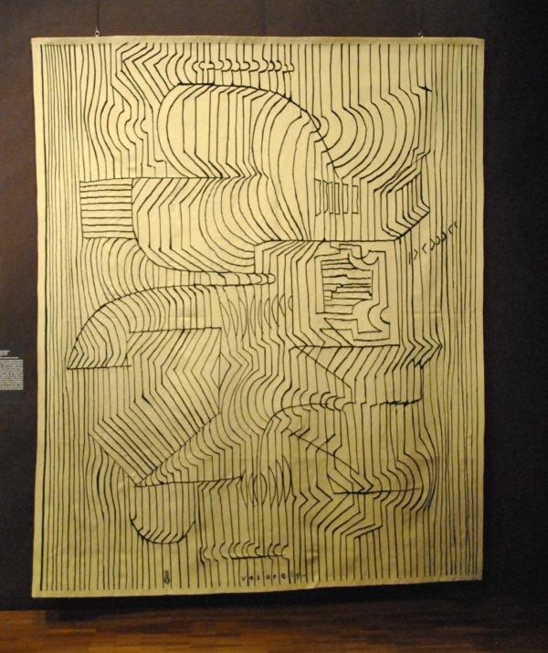 """AUBUSSON    MUSEE DE LA TAPISSERIE   """" AUTRE  STYLE """"  photo  SM07"""