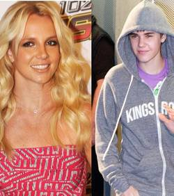 Britney Spears : sa d�claration d'amour � Justin Bieber