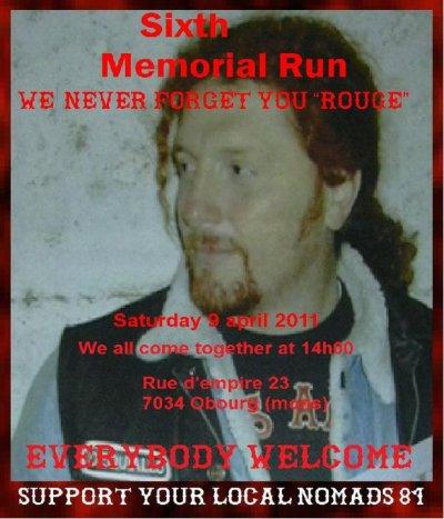 Memorial Run