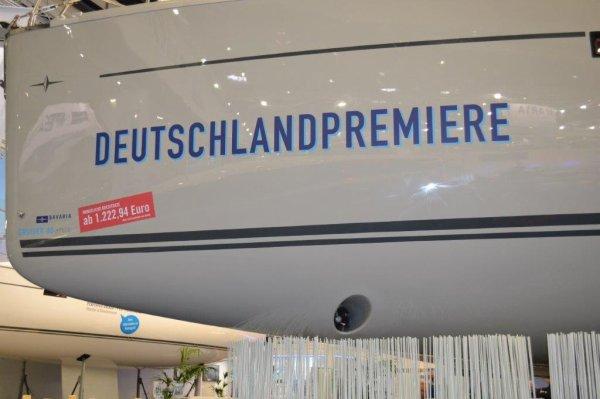 Salon du nautisme de dusseldorf le plus grand et le plus for Salon nautisme