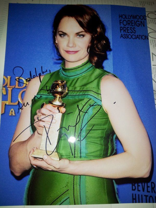 Ruth Wilson (Luther, The Affair, Jane Eyre)