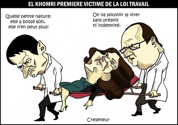 Victime de la femme russe