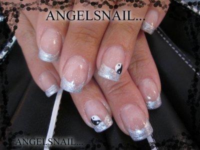 Yin yang ongles for Deco ying yang
