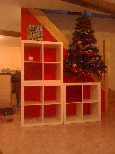 Ikea nous meuble r novation d 39 une maison bretonne for Meuble escalier ikea