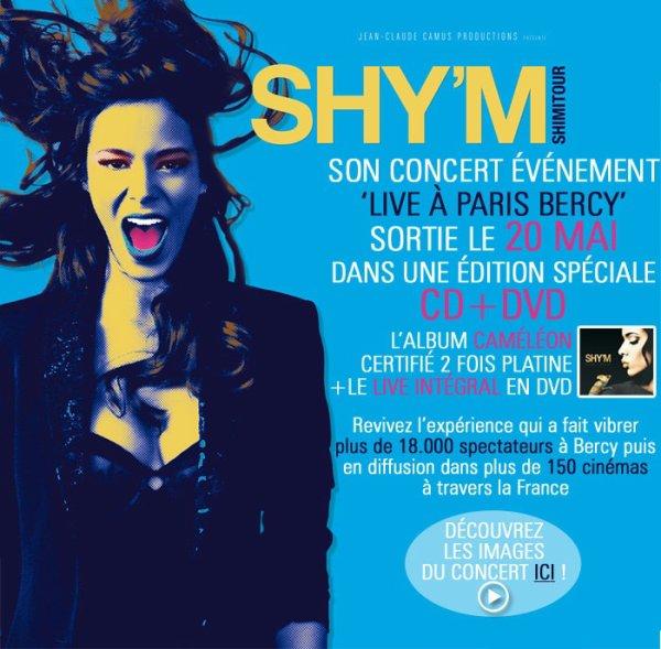 Bercy au cin�ma + DVD