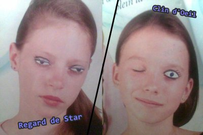 Blessures yeux agrafés adulte Halloween : Deguise toi, achat de Maquillage