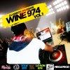 DJ GREG'S Vous pr�sente la compilation Wine 974 Vol 1 ( 2014 )