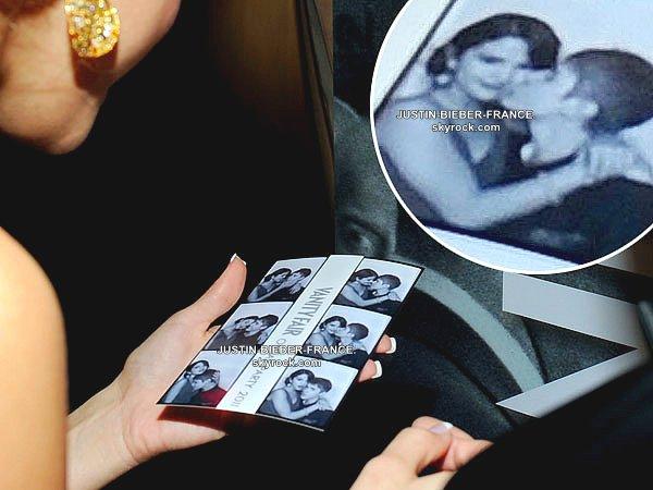 .   Vanity Fair Oscar Party with Selena.   .