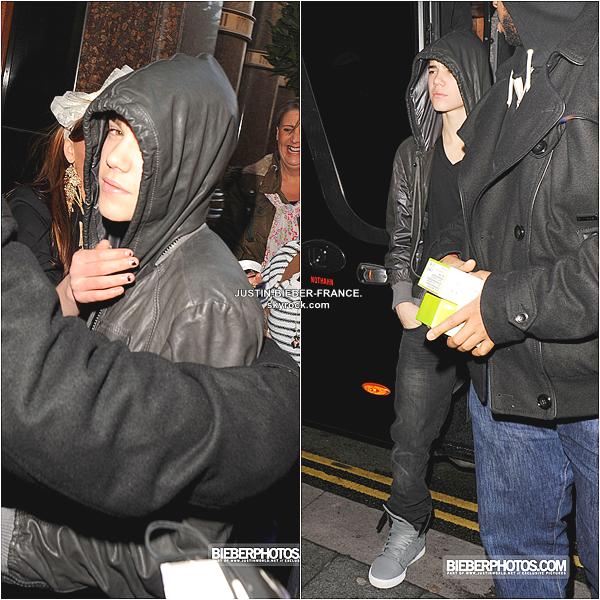 .  10.03 - Bieber Mania à Liverpool!  .