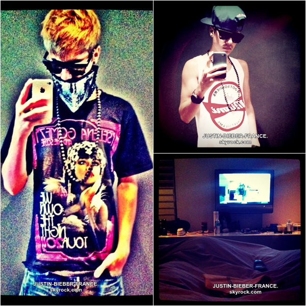 .  29.07 Justin et Sean Kingston à Miami Beach. .