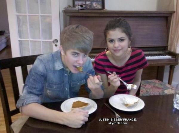 .  22.10. Justin et Selena au Canada. .