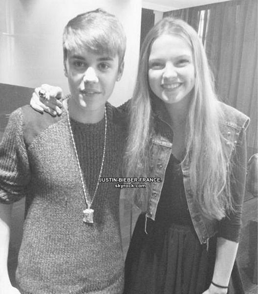 .  10/11.11. Justin en Allemagne + Madrid. .