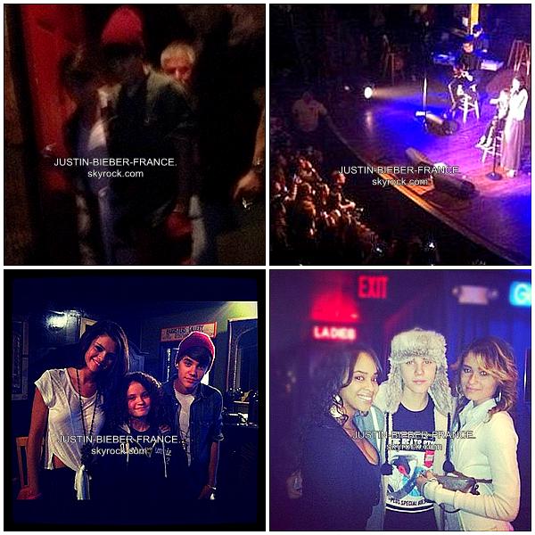 .  20.01 - 21.01 : Justin se rend au House Of Blues + LAX + Photos Instagram. .