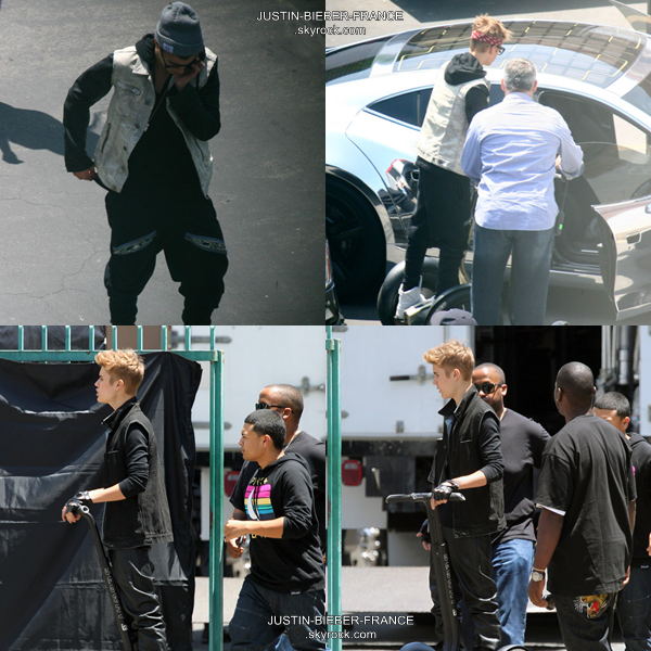 .  07/07 - Candids + As Long As You Love Me + Divers .