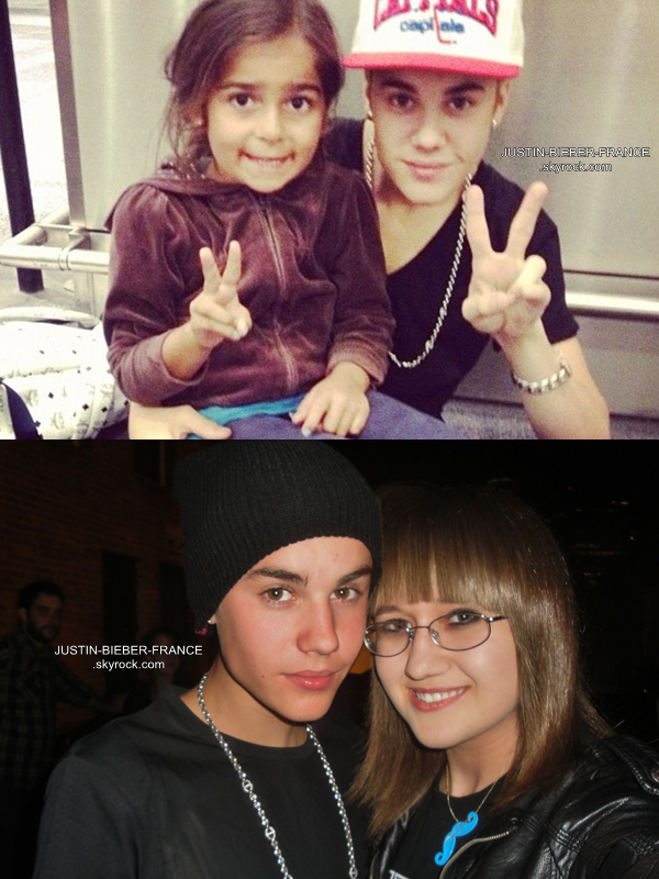 .  28/07 - As Long As You Love Me + Fans + Divers .
