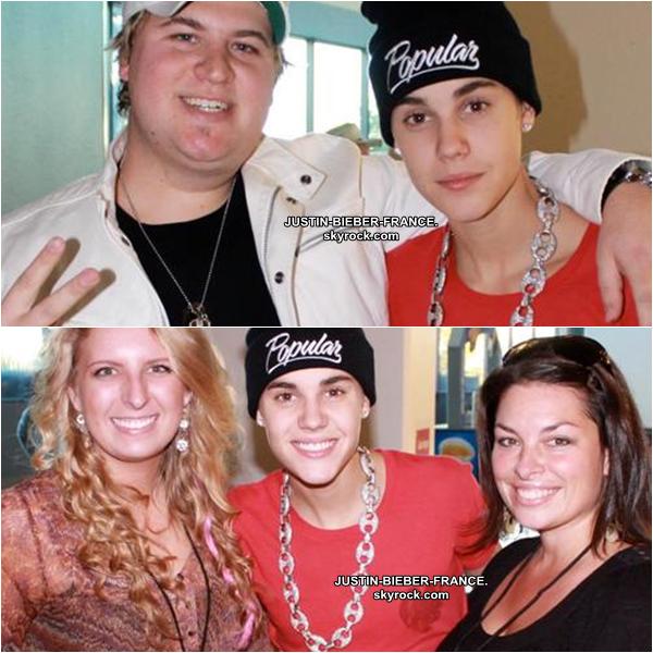 .  15/10 - Candids + Justin avec ses fans + Instagram + Meet&Greet + Z100 + Kube 93 + X-Factor. .