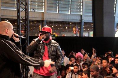 Paris Games Week 2010 : Le hip hop mis � l'honneur avec Def Jam Rapstar