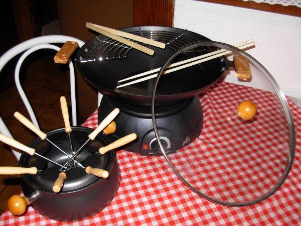 Parlons cuisine car je fais aujourd 39 hui une fondue for Aujourdhui je cuisine