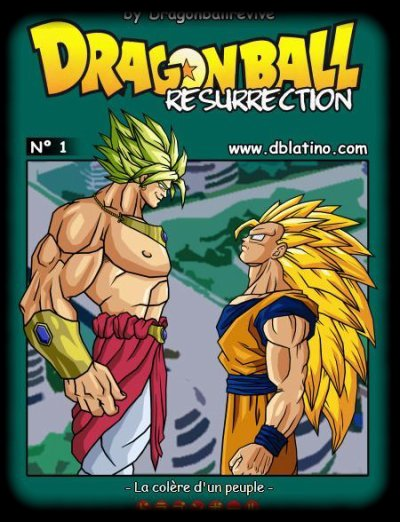 Dragon ball Resurection