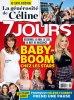 """C�line Dion en couverture du prochain num�ro de 7 Jours """"La g�n�rosit� de C�line"""""""