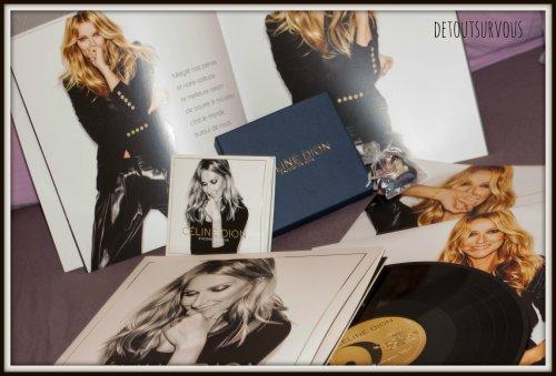 �a y est j ai mes deux cd et vous ? Double Vinyle + CD et Boxset Edition Deluxe
