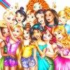 Bienvenue dans le monde fabuleux des dessins anim�s Disney