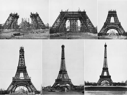 Blog de the pariis mlle la pariisiienne - Poid de la tour eiffel ...