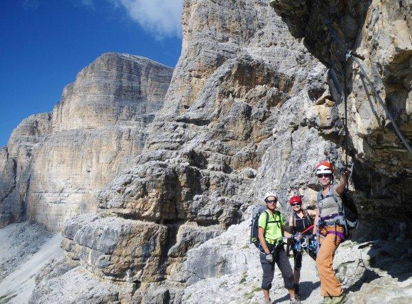 Dolomites en septembre