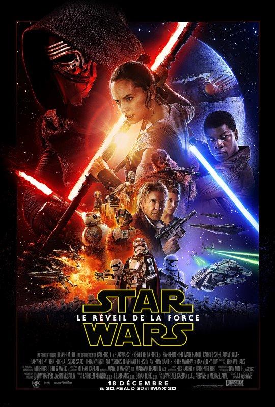STAR WARS : LE R�VEIL DE LA FORCE (STAR WARS: THE FORCE AWAKENS)