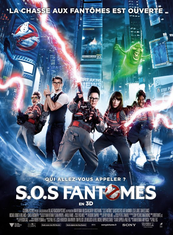 S.O.S FANT�MES (GHOSTBUSTERS)